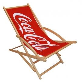 Leżak reklamowy z nadrukiem